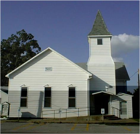 Image of Billings United Methodist Church